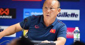Đội tuyển Việt Nam đi trước Thái Lan, thể hiện tham vọng cực lớn