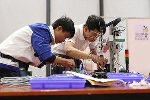 Hơn 500 thí sinh tham gia kỳ thi Kỹ năng nghề quốc gia