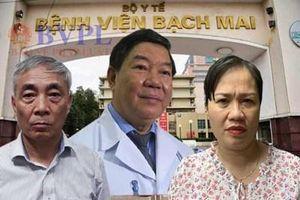 Vụ nâng giá, trục lợi tại bệnh viện Bạch Mai: Đừng vẩy mực lên chiếc áo blouse trắng