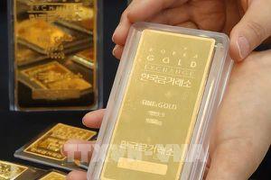 Giá vàng châu Á hướng tới tháng giảm mạnh nhất trong gần bốn năm