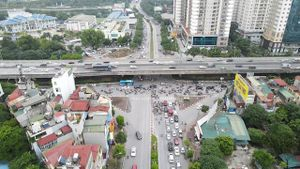 Hà Nội: Chính thức khởi công hầm chui nút giao Lê Văn Lương - Vành đai 3