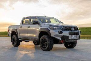 Toyota Hilux Mako từ 1,2 tỷ đồng, có Ford Raptor dè chừng?