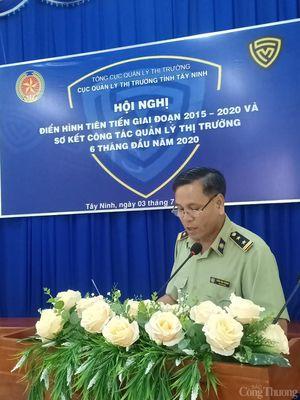 Cục QLTT tỉnh Tây Ninh: Có những người luôn hết mình vì công việc