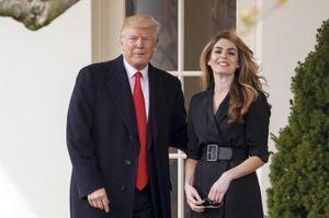 Nhan sắc 'đại mỹ nhân' trong bộ máy chính quyền của ông Trump