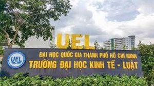 Điểm trúng tuyển một số trường đại học phía Nam