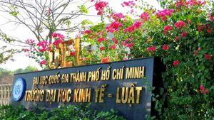 Trường ĐH Luật TP.HCM và Kinh tế - Luật công bố điểm chuẩn