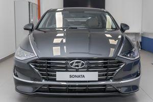 Hyundai Sonata 2020 được ra mắt tại Malaysia