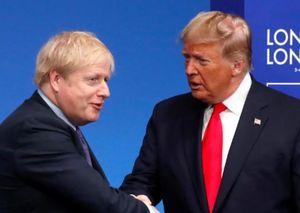 Thủ tướng Anh khuyên Tổng thống Trump: Hãy nghe lời bác sĩ