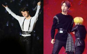 15 nam thần tượng K-Pop sở hữu vòng eo siêu nhỏ khiến phái đẹp cũng phải ghen tị