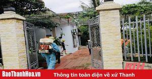 Thị xã Nghi Sơn tăng cường công tác phòng, chống sốt xuất huyết