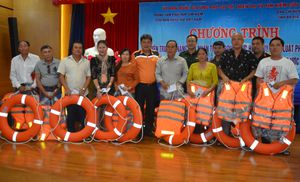 Nâng cao nhận thức về an toàn hàng hải và tìm kiếm cứu nạn trên biển