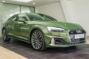 Audi A5 Sportback 2020 được ra mắt tại Malaysia