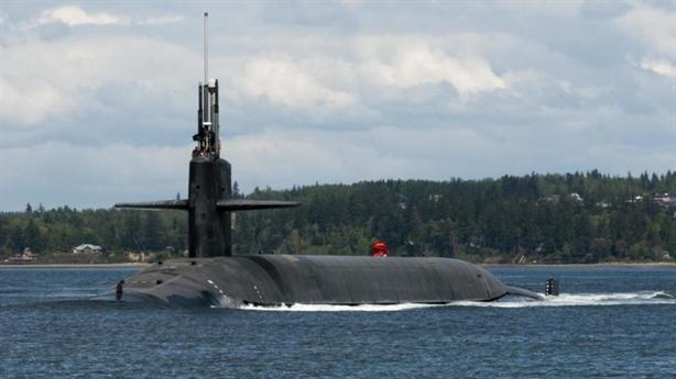 Tàu ngầm Mỹ không thể đến gần tàu Udaloy để khai hỏa