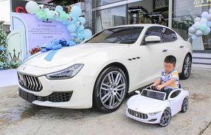 Chỉ vì con trai 6 tuổi 'thích', nữ đại gia Kiên Giang đã ngay lập tức 'chốt đơn' siêu xe 5 tỷ