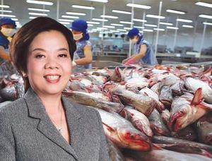Nữ tỷ phú Trương Thị Lệ Khanh: 25 tuổi đã giữ chức Phó Giám đốc