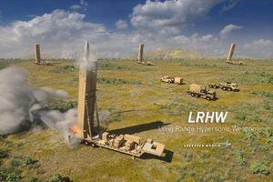 Mỹ công bố hệ thống tên lửa tầm xa mới, khắc phục nhược điểm vũ khí siêu thanh Nga?
