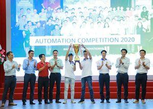 Chung kết cuộc thi Tự động hóa lần thứ II tại Việt Nam