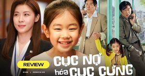 Cục Nợ Hóa Cục Cưng: Phim gia đình 'hút nước mắt', Ha Ji Won khóc lụt cả màn hình, càng xem càng thấy nhớ Reply 1997?