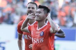 Phan Văn Long kiến tạo giúp CLB Đà Nẵng thắng Hải Phòng 1-0