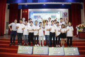 Cuộc thi Tự Động Hóa lần 2: Màn so tài gay cấn của sinh viên Việt Nam