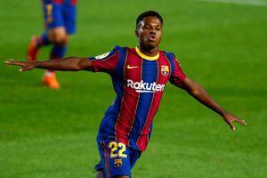 Top 10 cầu thủ tăng giá chóng mặt nhất tại La Liga: Fati vô đối