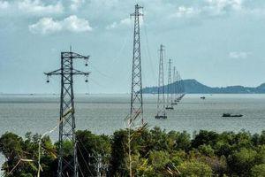 Hoàn thành dự án đưa điện lưới quốc gia ra xã đảo Nhơn Châu