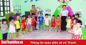 Huyện Như Xuân đẩy mạnh xây dựng trường chuẩn quốc gia