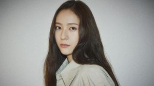 Krystal Jung rời SM Entertainment