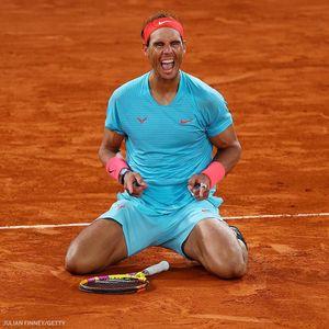 Ảnh kể: Nadal vô địch bằng Real Madrid, Ronaldo tịt ngòi khi gặp Mbappe