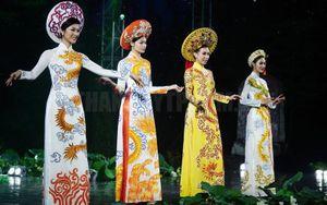 TP. HCM: Khai mạc lễ hội áo dài 2020 - lần VII