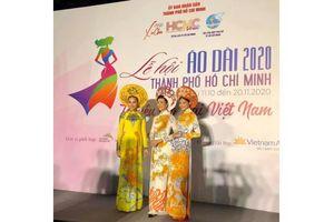 TP Hồ Chí Minh: Khai mạc Lễ hội áo dài năm 2020