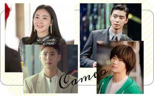 4 màn cameo ấn tượng nhất trên màn ảnh Hàn 2020: Kim Soo Hyun hóa chàng ngốc, Park Bo Gum và Park Seo Joon thay phiên nhau đáp lễ