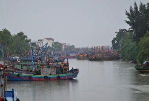 Chủ tịch UBND tỉnh Nghệ An ra công điện khẩn ứng phó với bão số 7