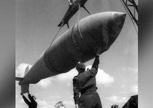 Quả bom lớn nhất Thế chiến II phát nổ khi đang được tháo gỡ