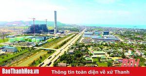 Dấu ấn 5 năm thực hiện Nghị quyết Đại hội Đảng bộ tỉnh lần thứ XVIII: Bài 5 - Khu Kinh tế Nghi Sơn và các Khu công nghiệp - Điểm nhấn phát triển xứ Thanh