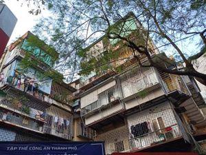 Hà Nội 'cởi trói' cải tạo chung cư cũ