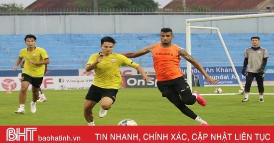Hồng Lĩnh Hà Tĩnh sẽ chơi như thế nào trước Than Quảng Ninh chiều nay?