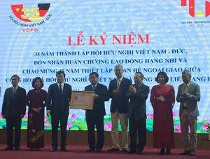 Quan hệ Việt Nam – Đức ngày càng phát triển hiệu quả