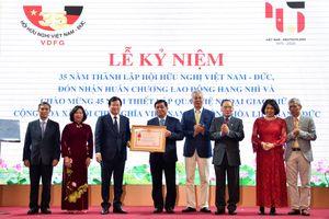 Kết nối nhân dân, thắt chặt quan hệ Đối tác chiến lược Việt Nam-Đức
