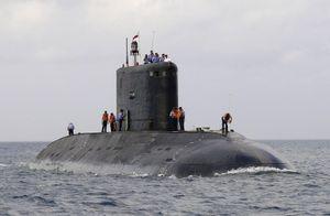 Khám phá tàu ngầm chiến đấu đầu tiên của Hải quân Myanmar