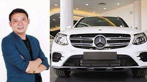 Bóc giá xế hộp Mercedes GLC 300 của danh hài Chiến Thắng