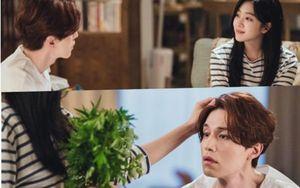 Bạn trai tôi là hồ ly: Hồ ly đi hẹn hò cũng phải khác người thường, Lee Dong Wook tặng nàng một mớ rau