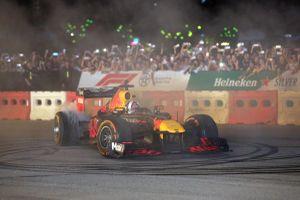 Hủy chặng đua F1 Vietnam Grand Prix 2020