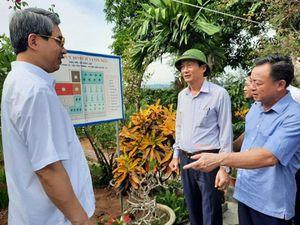 Lan tỏa mô hình vườn mẫu ở Hà Tĩnh