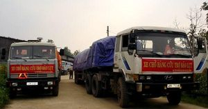 Hỗ trợ khẩn cấp, kịp thời đưa gạo dự trữ quốc gia tới tận tay người dân miền Trung