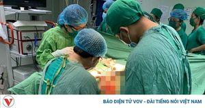 Cứu sống bệnh nhân bị loét khối sa vùng sinh dục nguy kịch do tự ý xông thuốc