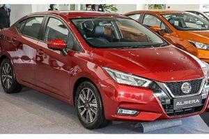 Nissan Sunny 2020 dưới 600 triệu tại Việt Nam rục rịch ra mắt