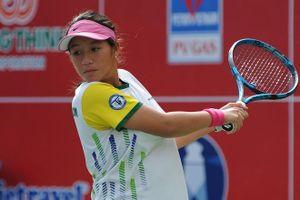 Ngọc Nhi vô địch quần vợt lứa U14 toàn quốc