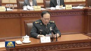 Giữa lúc quan hệ với Mỹ-Ấn-Đài căng thẳng, Trung Quốc sửa Luật Quốc phòng, tăng điều kiện khai chiến