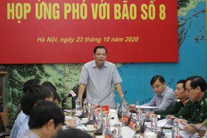 Bộ trưởng Nguyễn Xuân Cường: Lịch sử chưa bao giờ có tới 5 cơn bão trong 1 tháng